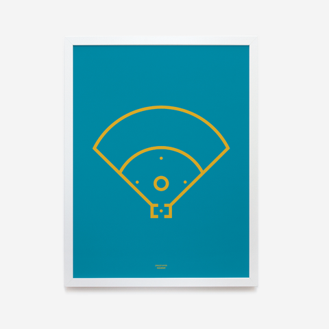 Playgrounds series by Luca Terraneo | Baseball