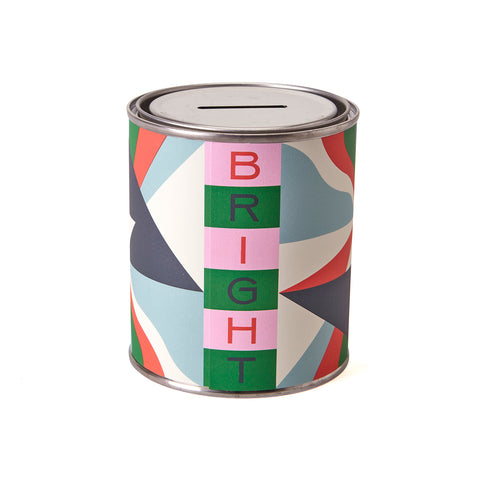 BRIGHT IDEAS TIN by Sue Doeksen