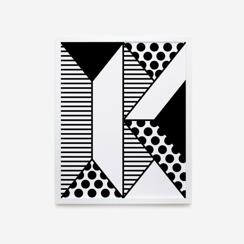 Designing letters | K by Helmo