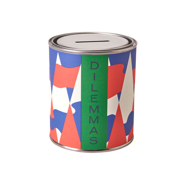 DOUBTS AND DILEMMAS TIN by Sue Doeksen