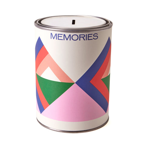 MEMORIES TIN by Sue Doeksen