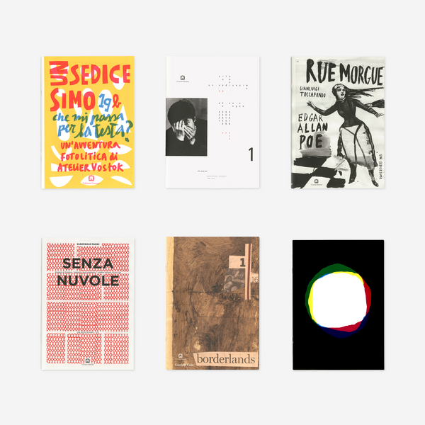Un Sedicesimo | Six issues subscription