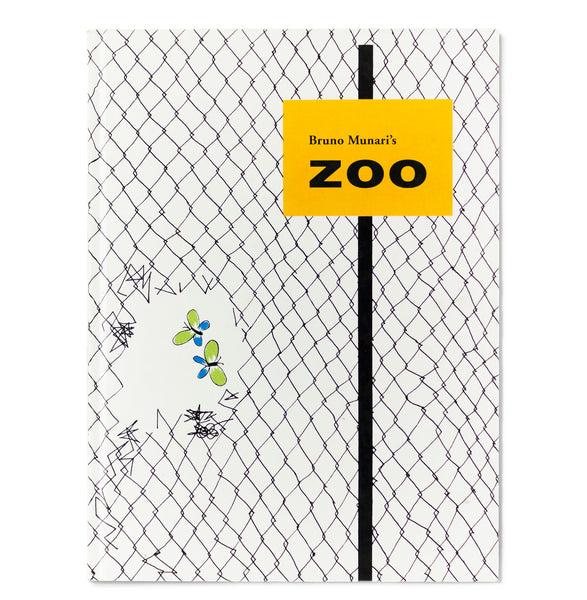 Zoo by Bruno Munari: 2 fine art prints + book