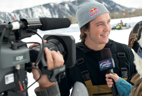 Interview with Dentons fan Scotty James - Professional Snowboarder