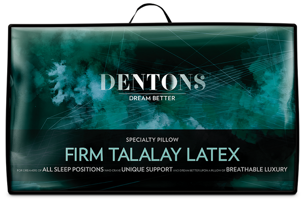 Firm Talalay Latex Pillow