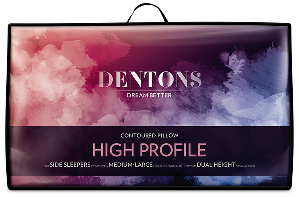 High Profile - Contour Pillow