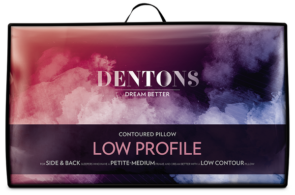 Low Profile - Contour Pillow
