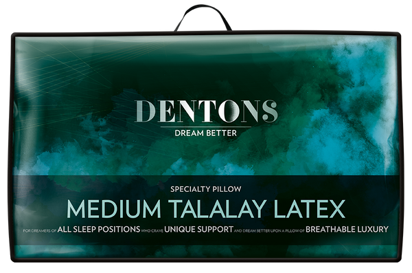 Medium Talalay Latex Pillow