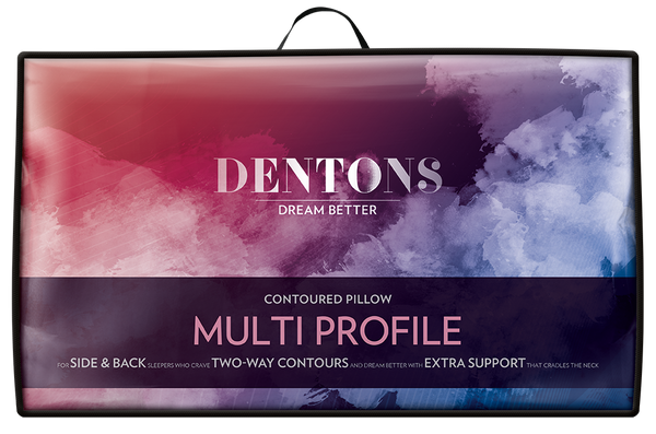 Multi Profile - Contour Pillow