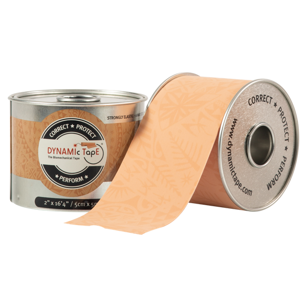 Dynamic Tape - 2 in Beige Tattoo Roll