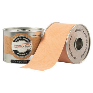 Dynamic Tape - 2in Beige Tattoo BOX (6 rolls)