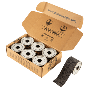 Dynamic Tape - EcoTape - 2in box (6 rolls)