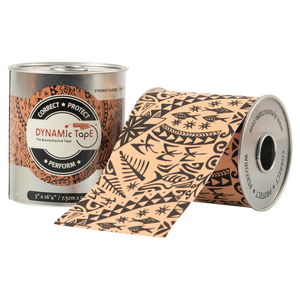 Dynamic Tape - 3in Beige Tattoo BOX (4 rolls)