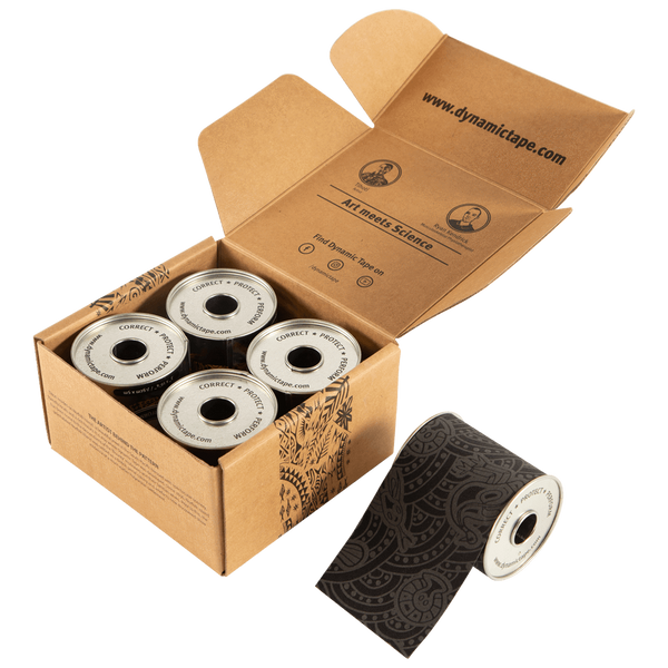 Dynamic Tape - EcoTape - 3in box (4 rolls)