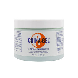 Copy of Chinagel Topical Pain Relief - 8oz jar