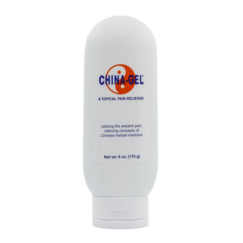 Chinagel Topical Pain Reliever - 6oz Tube