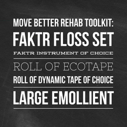 Move Better Rehab Toolkit