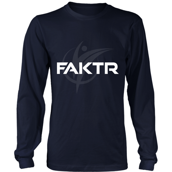 FAKTR Long-Sleeve Basic T-Shirt