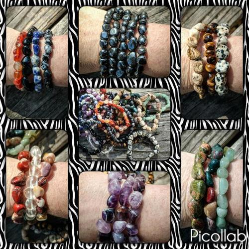 Bracelets Course Pack - Freeform Polished Set #1