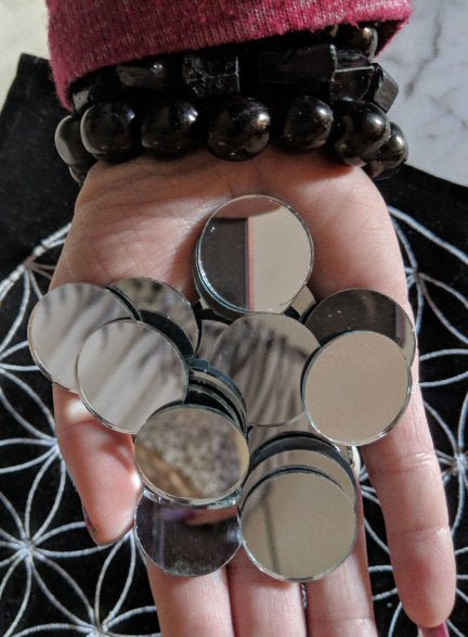 Seed of Life Mirror Set