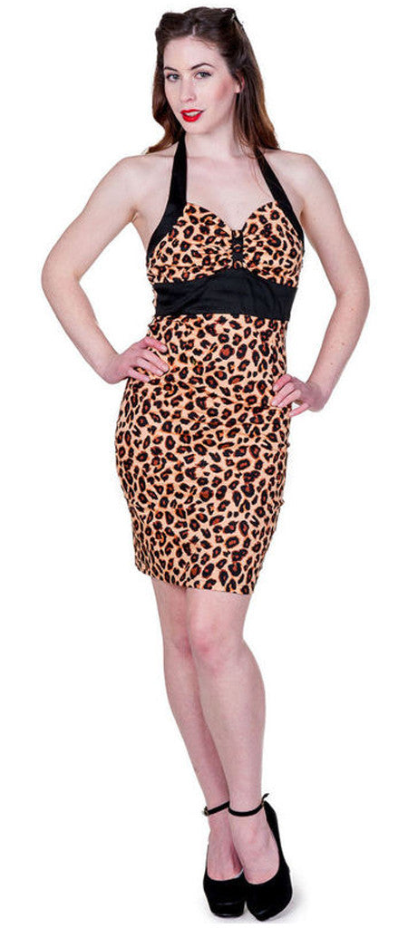 Banned Leopard Print Dress