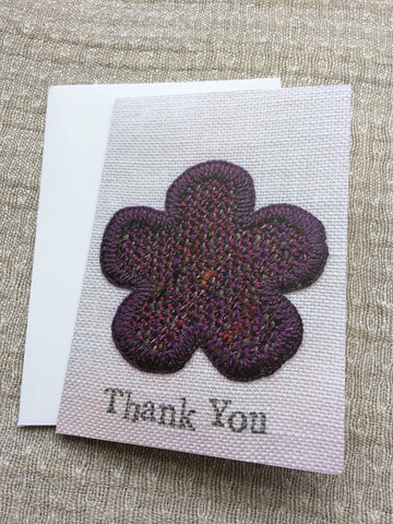'Thank You' Greetings Cards