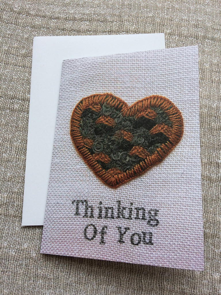 'Thinking Of You' Greetings Cards