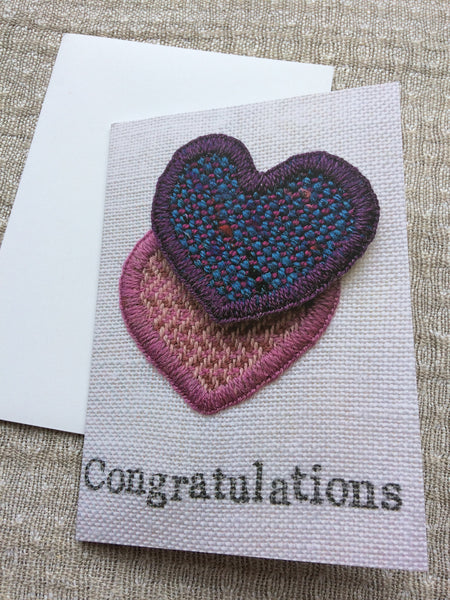 'Congratulations' Greetings Cards
