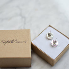 Load image into Gallery viewer, Confetti mix - glitter studs sterling silver