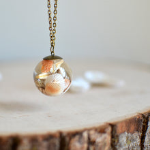 Load image into Gallery viewer, Seashell necklace / Handmade jewelry