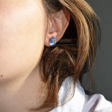 Load image into Gallery viewer, Forget me not earrings studs