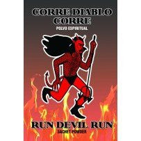 Run Devil Run Hoodoo Sachet Incense Powder