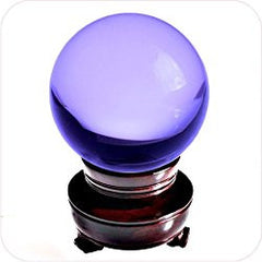 Crystal Balls (Many Sizes, Colors, and Materials)