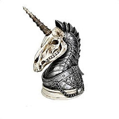 Alchemy of England: Unicorn War Horse Figurine