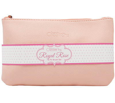 Set de Brochas 12PZS Royal Rose - Beauty Creations