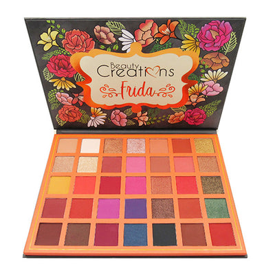 Paleta de Sombras Frida 35 Color Pro Beauty Creations - Venta al  por mayor Pack 6PZS (BCE15)
