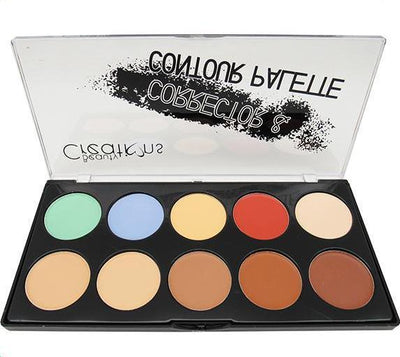 Venta al por mayor Beauty Creations Paleta de Corrector y Contorno Display 12PZS (C10)