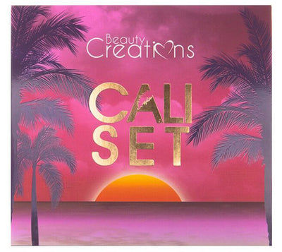 Venta al por mayor Beauty Creations Cali Set Display 12PZS (E9C-B)