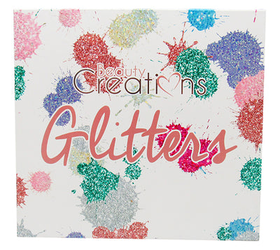 Venta al por mayor Beauty Creations Coleccion Glitters Set 18PZS (GBC18)