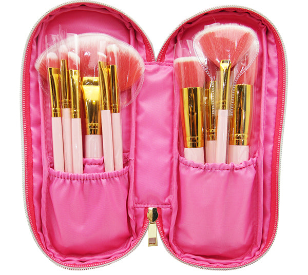 Set de Brochas 10PC Oh Baby Candice - Venta al por mayor Pack 6PZS (CAN-BSOHBABY)