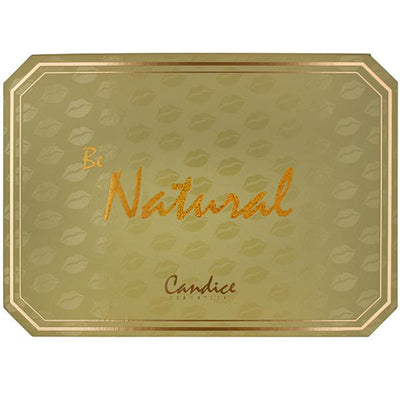 Venta al por mayor Candice Paleta de Sombra Be Natural 35 Colors Pack 5PZS (CAN-EP35B)
