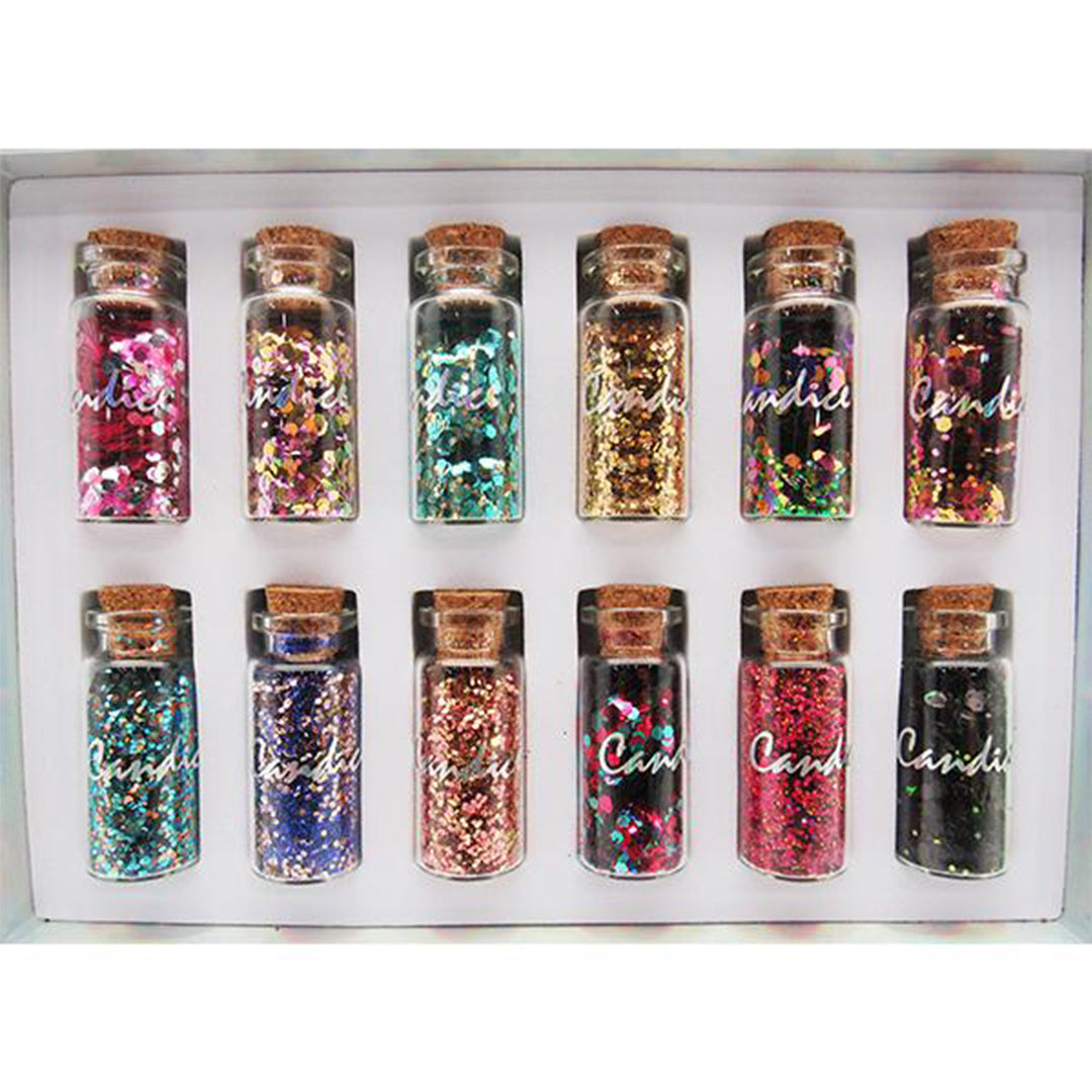 Set Glitter Galaxy Candice - Venta al por mayor 1PZS (CAN-GS600)