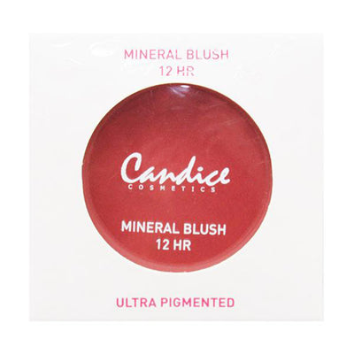 Rubor Mineral Candice 6 Tonos Surtidos Venta al por mayor Pack 12PCS (CAN-MB12HRS)