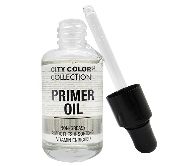 Primer en Aceite City Color - Venta al por mayor Display 12PZS (F-0061)