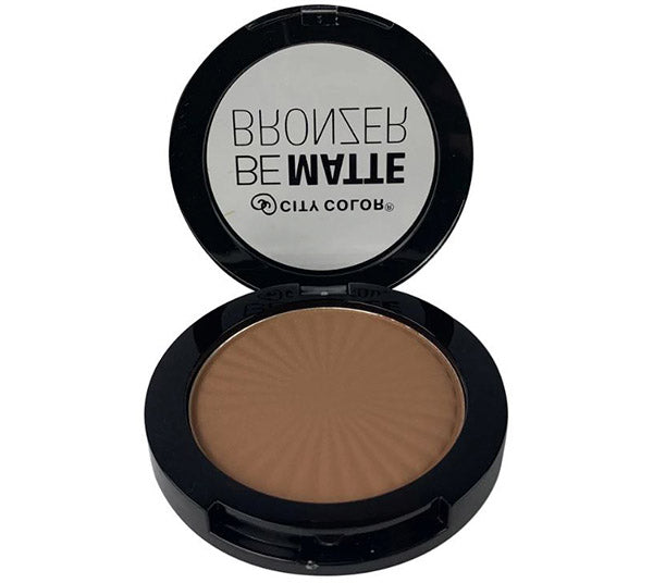 Bronzer Be Matte City Color - Wholesale Display 24PZS (C-0034)