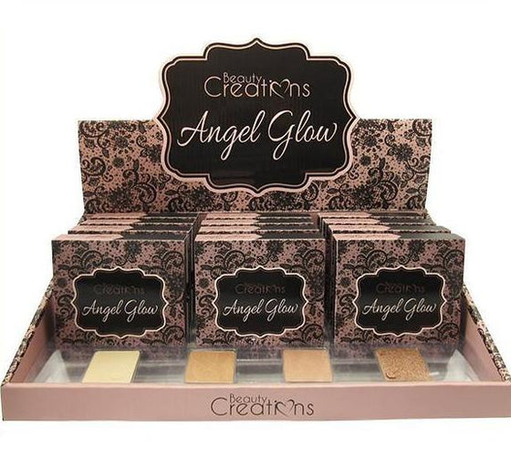 Venta al por Mayor Beauty Creations Angel glow highlight palette