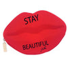 Bolsa de Maquillaje Stay Beautiful - Labios Rojos J.Lash