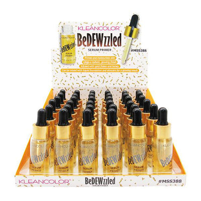 Venta al por mayor Kleancolor Primer Bedewzzled Serum Display 36PZS (MSS388)