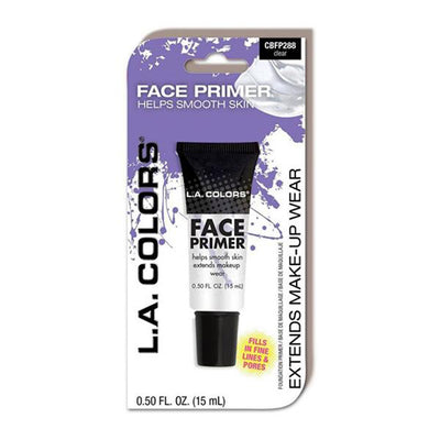 Venta al por mayor L.A. Color Face Primer Helps Smooth Skin Pack 24PZS (CBFP288)