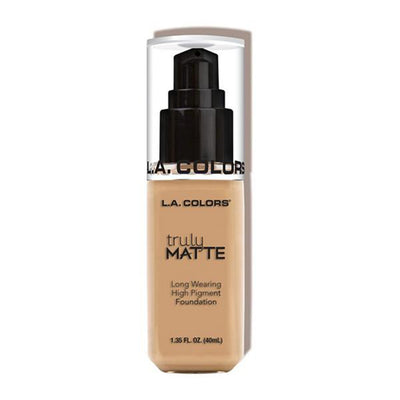 Venta al por mayor L.A. Colors Base Truly Mate - Natural Pack 12PZS (CLM352)
